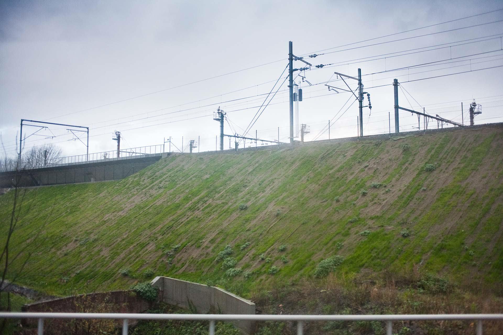 Langs Vlaamse Wegen: Belgische Spoorwegen - 2009