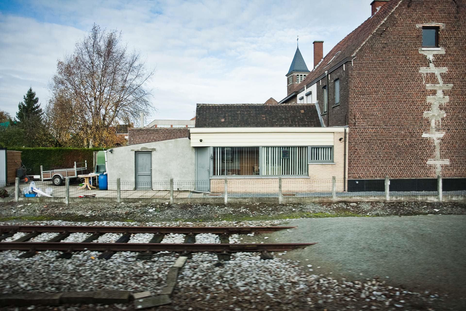 Langs Vlaamse Wegen: Reisroute - 2009
