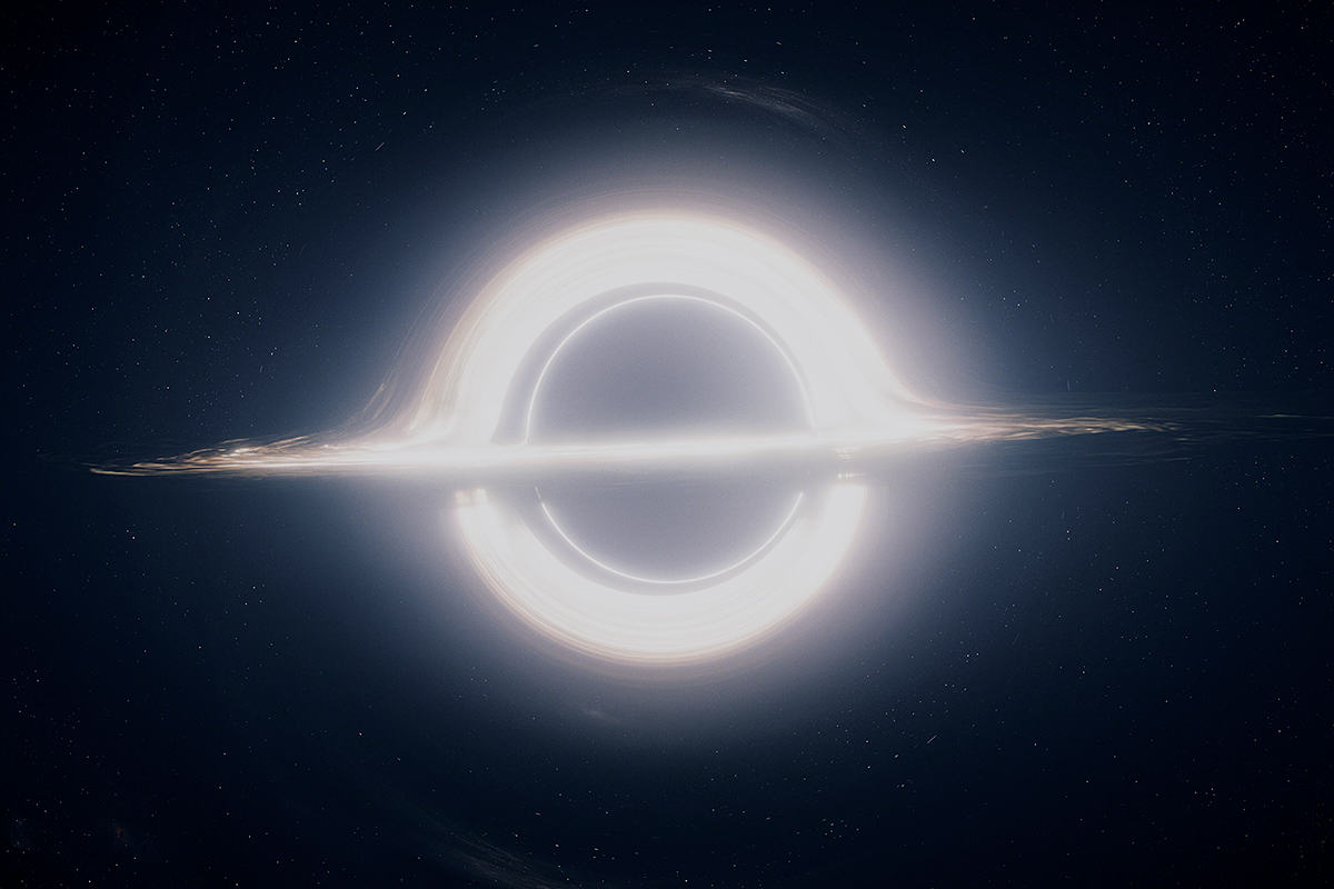 Interstellar - image courtesy of Paramount