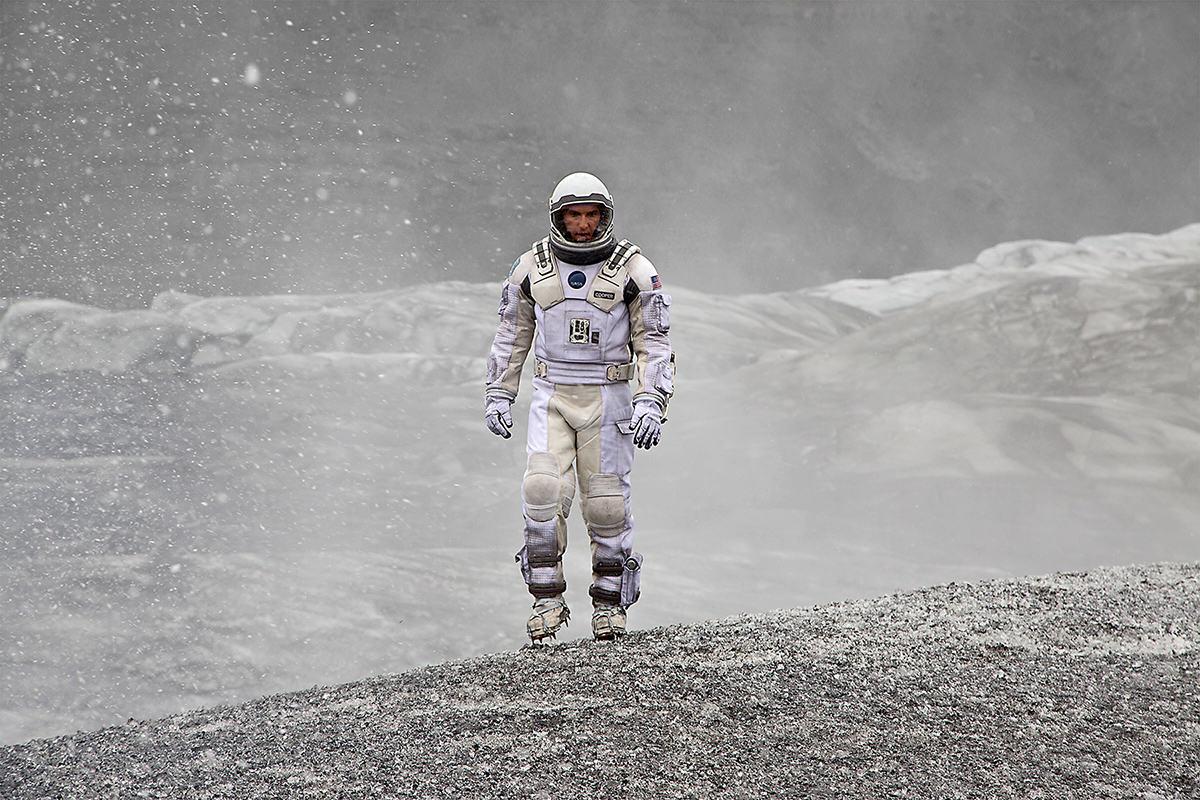 Interstellar - image courtesy of Parampunt