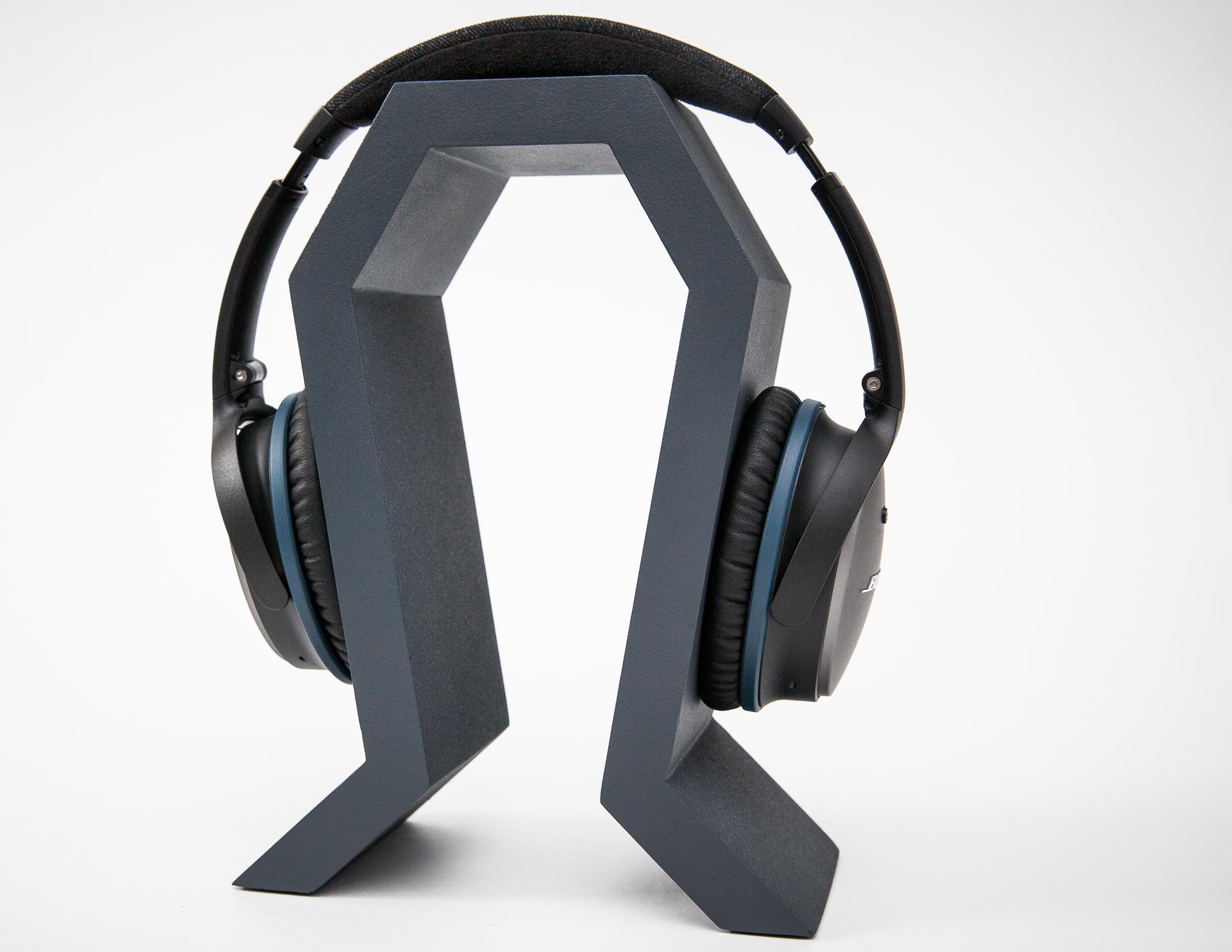 Headphone Stand Designs : Jan geloen monastic headphone stand